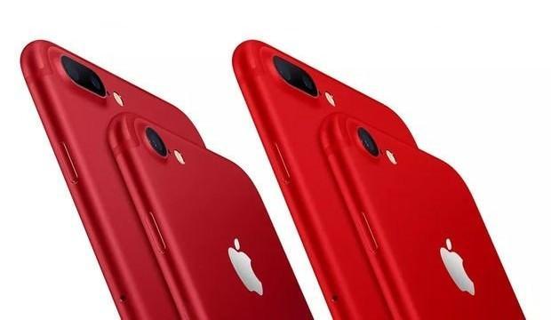 Apple'dan kırmızı sürpriz!