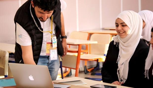 TRT World´den Genç Mültecilere Gazetecilik Eğitimi