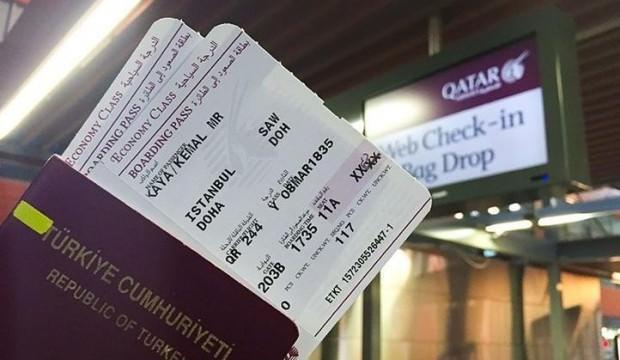 Uçak bileti iptalinde iade dönemi