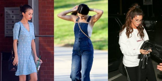 Selena Gomezin sokak stili nedir