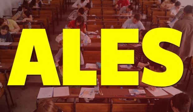 06 Mayıs - ALES sınav giriş yerleri belli oldu mu?