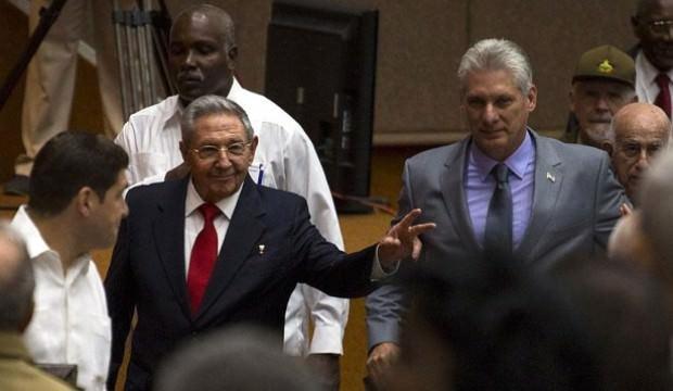 60 yıl sonra ilk kez Castro'suz yönetim