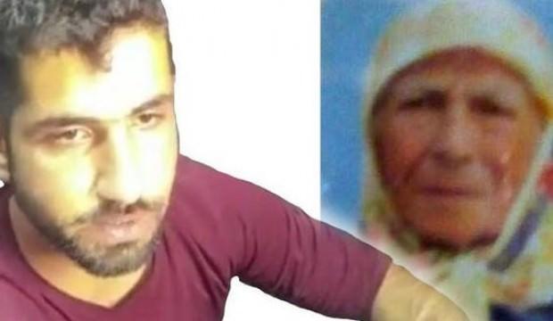 83 yaşındaki yaşlı kadının katili şok etti