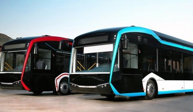 Yüzde yüz elektrikli yerli otobüsler yola çıkıyor!