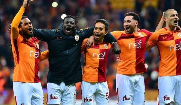 Galatasaray'ın Alanyaspor maçı kadrosu açıklandı