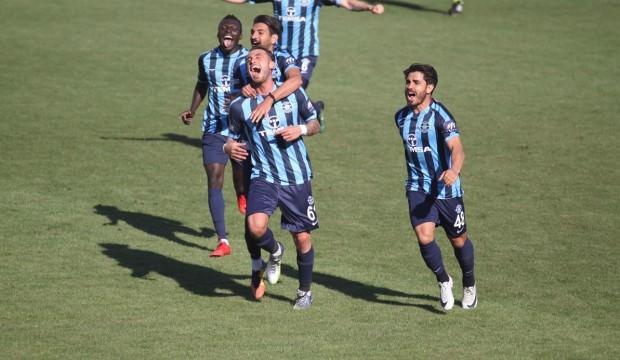 Erzurum Play-Off aşkına Adana Demir'i ateşe attı