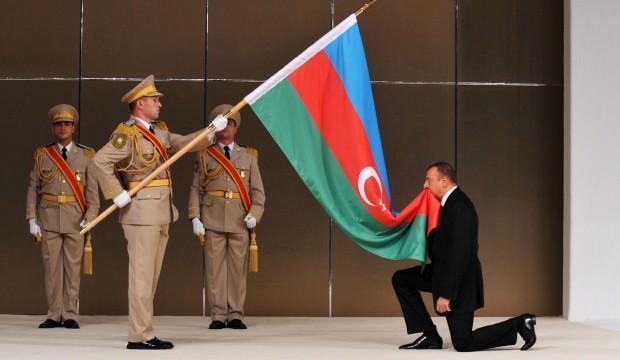 Aliyev resmen Cumhurbaşkanı oldu