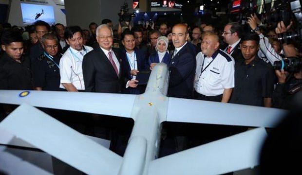 ANKA'lar Malezya'da büyük ilgi gördü