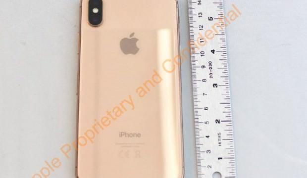 Apple'ın yeni telefonunun görüntüleri sızdı!