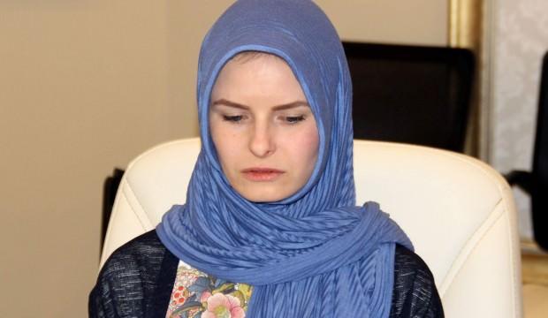 Litvanyalı Jurgita Müslüman oldu, adını ise...