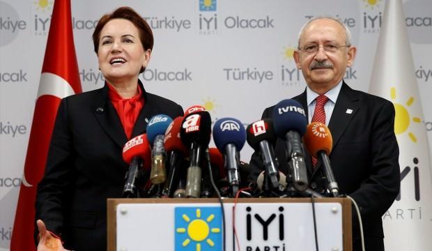 CHP ve İYİ Parti ile ilgili görsel sonucu