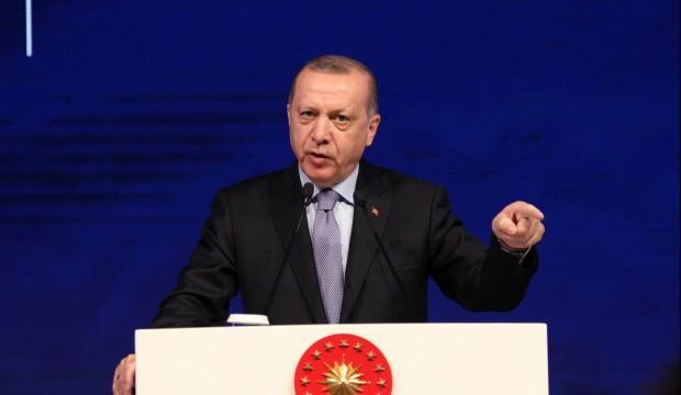 Cumhurbaşkanı Erdoğan: Kitabımızı kaleme alıyoruz