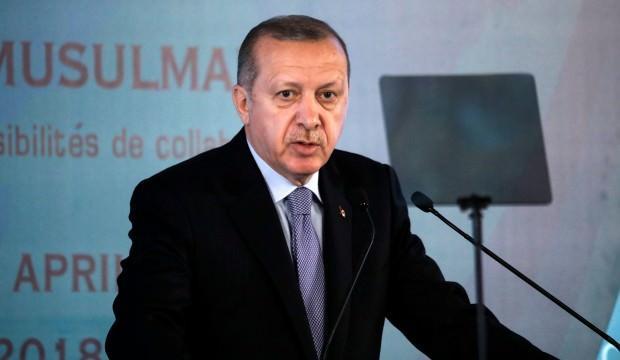 Erdoğan'dan Batı'ya çok sert tepki