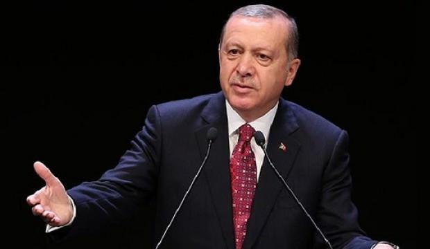 Başkan Erdoğan'dan kritik uyarı
