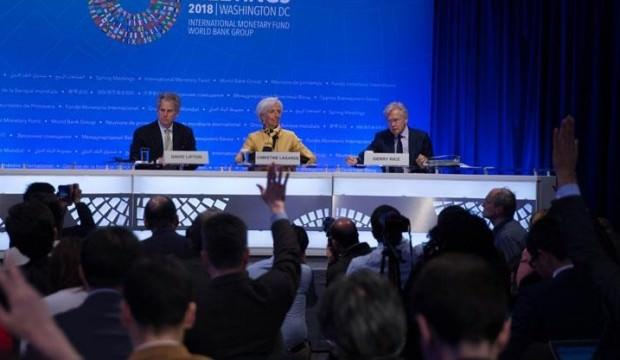 IMF üyeleri geri adım attı
