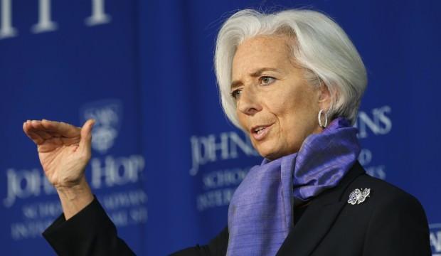 IMF'den 'ticaret çatışmaları' uyarısı
