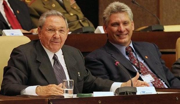 Küba devlet başkanı seçildi