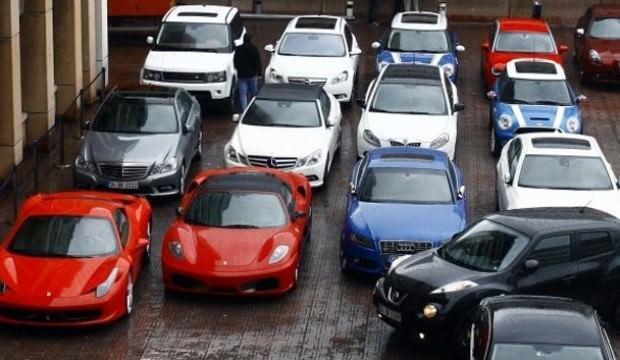 Lüks otomobil pazarı büyüdü