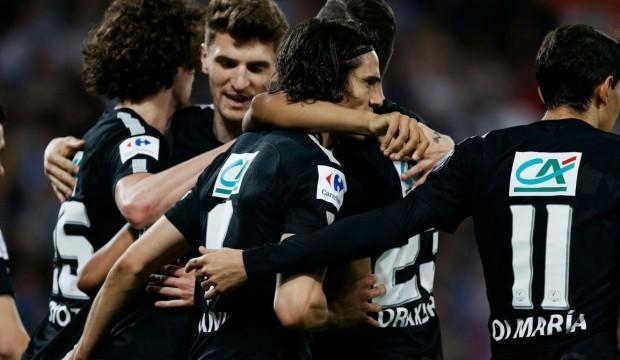 PSG finalde 3. lig takımıyla eşleşti!
