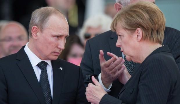 Putin ve Merkel, Suriye için yeni süreç başlatacak