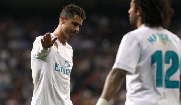 Real Madrid şampiyonluk şansını sıfırladı!