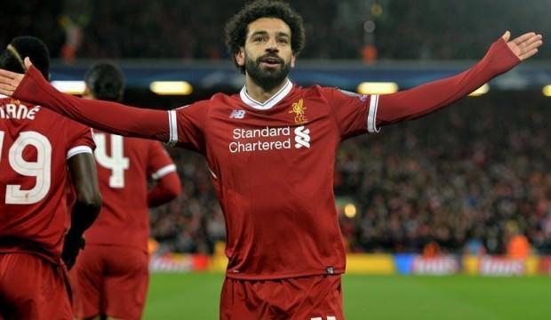 Salah'ın gözü yeni rekorlarda...