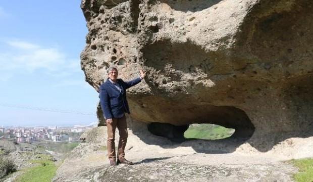 Tam 60 bin yıllık! Islık çalan mağara
