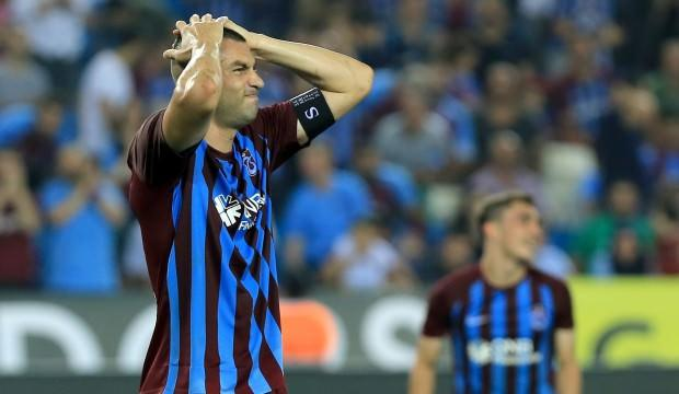 Trabzonspor'u Avrupa korkusu sardı!