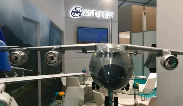 AN-188 askeri kargo uçağı ile ilgili görsel sonucu
