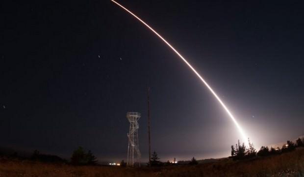 ABD'den kıtalararası balistik füze!