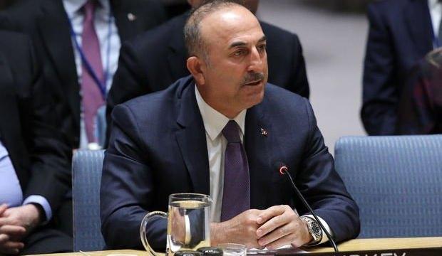 Çavuşoğlu'ndan BMGK'da Avrupalı liderlere uyarı