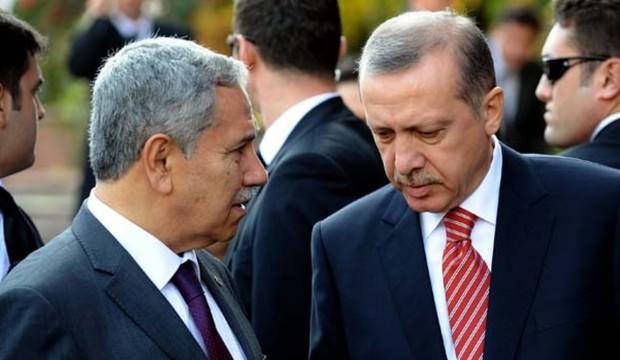 Cumhurbaşkanı Erdoğan, Bülent Arınç'la görüşecek