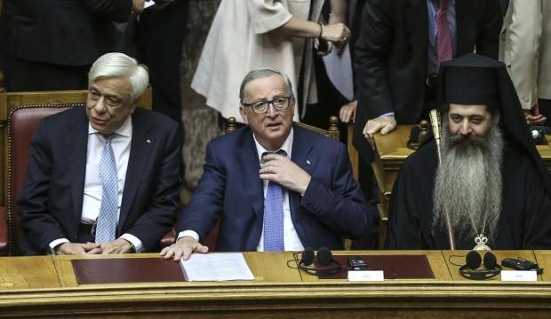 Dışişleri Bakanlığı'ndan Juncker'a sert tepki!