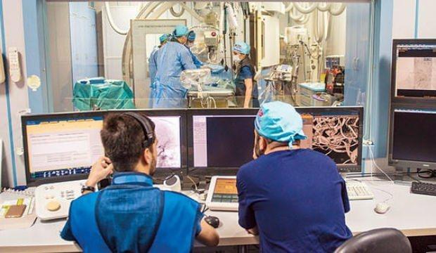Dünya bizden öğrendi! Japonya'ya canlı Cerrahpaşa eğitimi