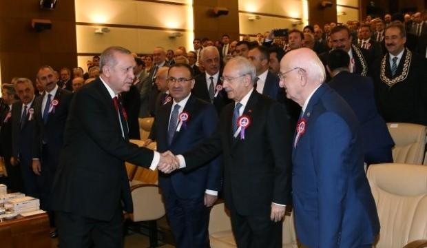 Erdoğan'ı gören Kılıçdaroğlu panik yaptı!