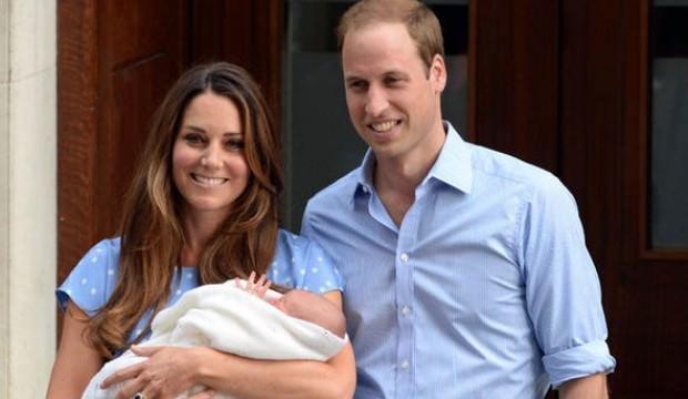 Kate Middleton 3. kez anne oldu!