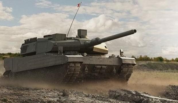 Geleceğin tankı efsane olma yolunda ilerliyor!