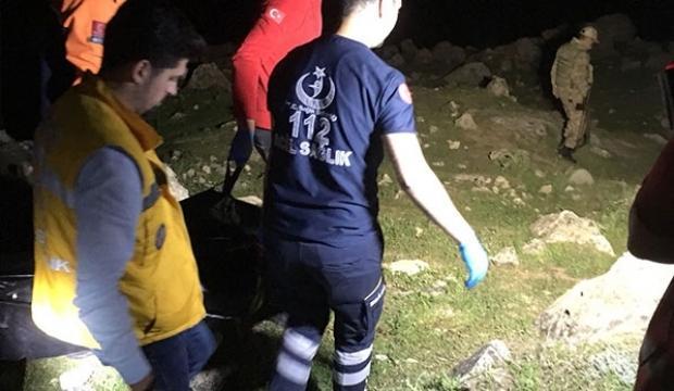 Siirt'te uçurumdan düşen genç öldü
