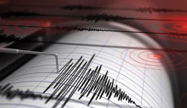 Van akşam üzeri depremle sarsıldı!