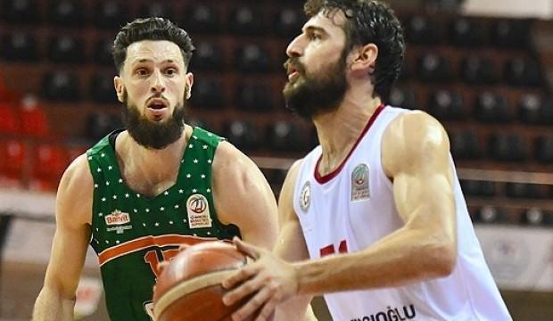 Gaziantep Basketbol'dan Banvit'e fark