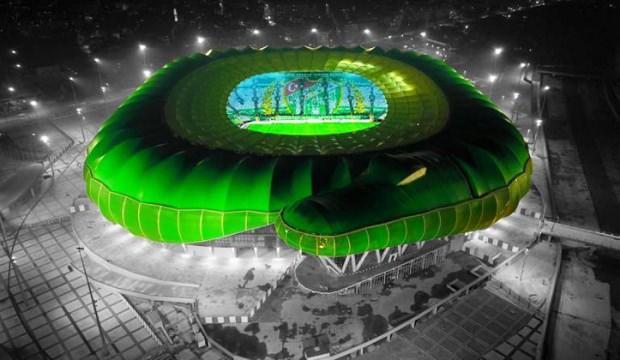 Bursaspor'a 'Timsah Arena' müjdesi!