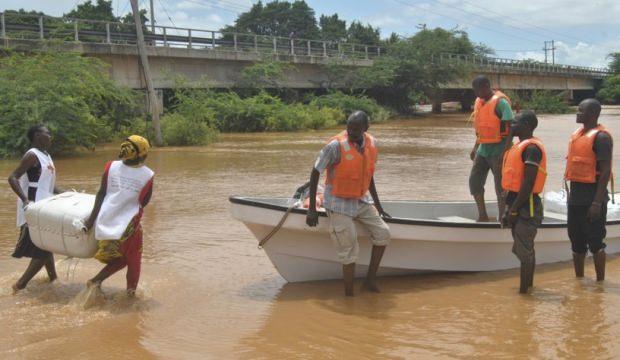 Kenya'da sel nedeniyle 100 kişi öldü