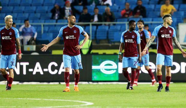 Trabzonspor'a evinde 'Paşa tokadı'