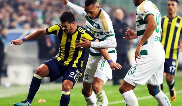 Fenerbahçe ile Bursaspor 99. randevuda