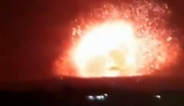 Üsleri vurulmuştu! İran'dan son dakika açıklaması