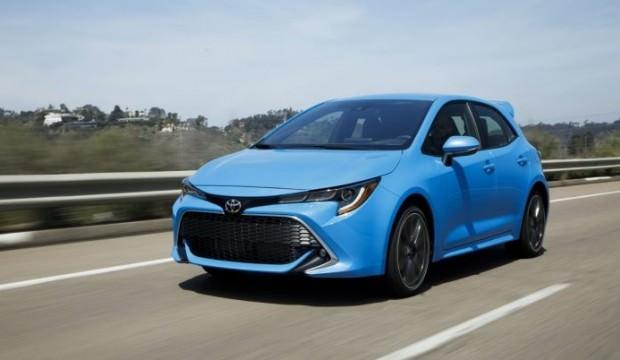2019 Corolla hatchback ABD'de tanıtıldı