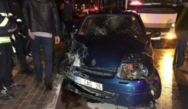 Bursa'da feci kaza: 1'i ağır 5 yaralı