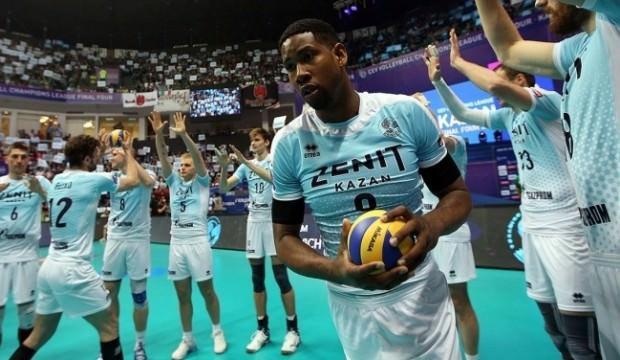 CEV Şampiyonlar Ligi'nde şampiyon Zenit Kazan!
