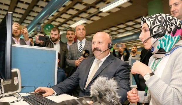 Diyarbakır'a 530 milyon liralık 'çağrı' katkısı