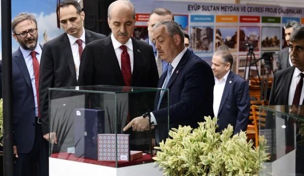 Eyüp Sultan'da tarihi miras yeniden ihya ediliyor